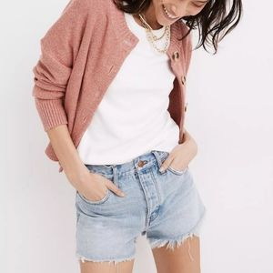 MADEWELL relaxed fit shorts